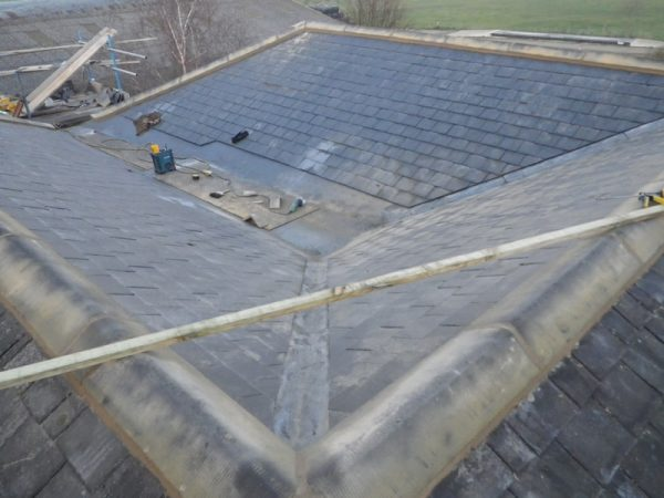 Roof Renovations, Cleaning & Re-tiling